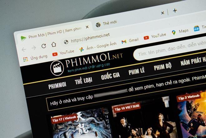 Người đứng đầu Phimmoi.net đặt máy chủ ở đâu trước khi bị khởi tố? ảnh 1