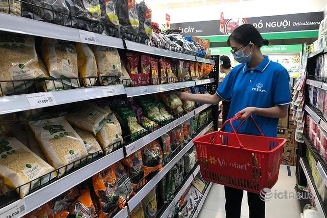 Sàn Vỏ Sò đã cung cấp dịch vụ đi chợ hộ tại 61 tỉnh, thành phố ảnh 3