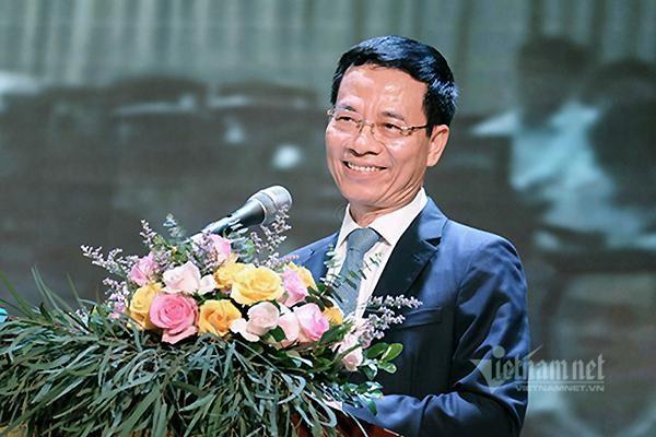 Bộ trưởng Nguyễn Mạnh Hùng nói về chuyển đổi số giáo dục ảnh 1