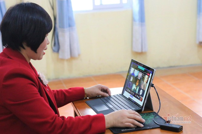 Bộ trưởng Nguyễn Mạnh Hùng nói về chuyển đổi số giáo dục ảnh 4