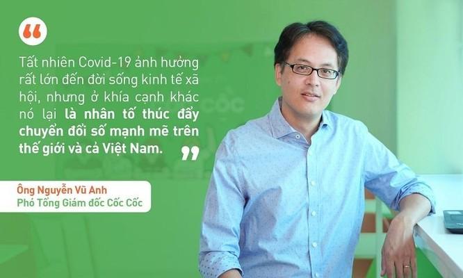 Covid-19 đang thúc đẩy thương mại điện tử và chuyển đổi số của Việt Nam ảnh 1