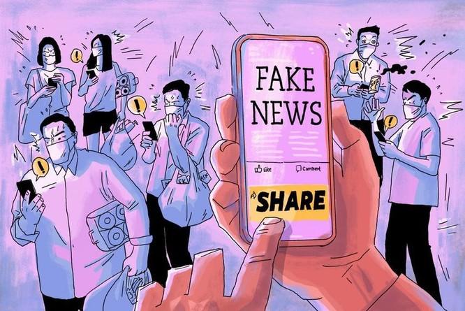 Vì sao chúng ta thích bấm nút 'share' tin giả? ảnh 4