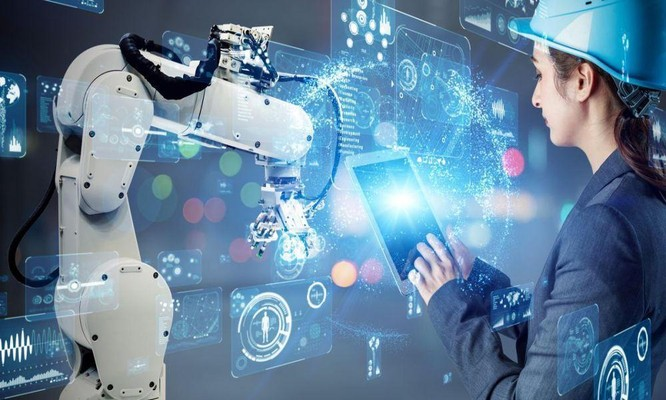 Cách mạng công nghiệp 4.0 tạo ra nhiều ngành nghề mới ảnh 1