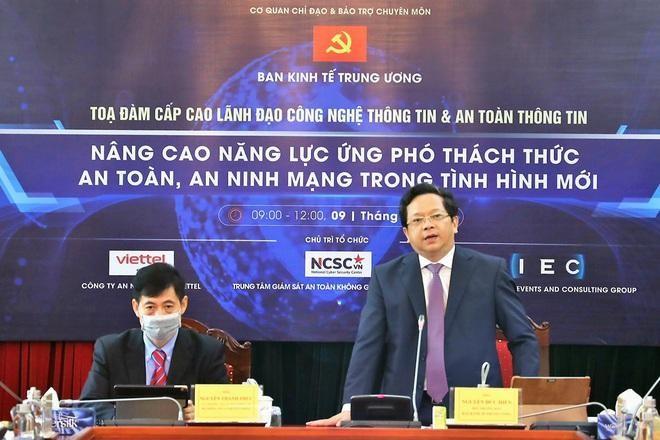 An toàn, an ninh mạng là then chốt để chuyển đổi số thành công tại Việt Nam ảnh 1