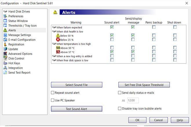 """Phần mềm chuyên nghiệp giúp giám sát và dự đoán """"tuổi thọ"""" ổ cứng máy tính ảnh 10"""