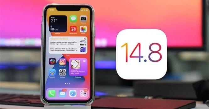 Apple tung bản vá khẩn cấp trước lúc ra mắt iPhone 13 ảnh 1
