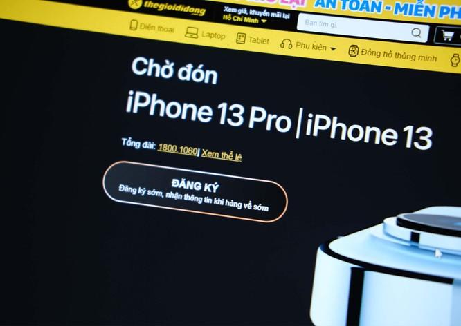 Nhiều đại lý ở Việt Nam ngừng nhận đặt cọc iPhone 13, hoàn tiền khách ảnh 1