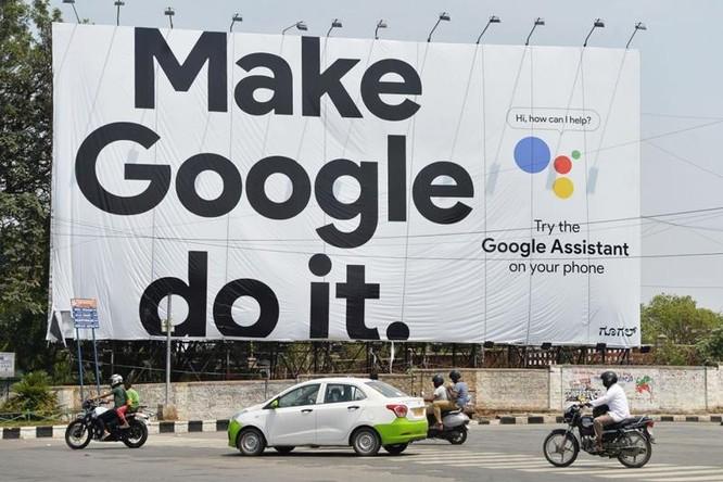 Google lại bị 'sờ gáy' tại Ấn Độ ảnh 1