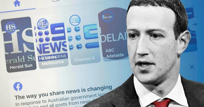 Nước Úc bắt Facebook trả tiền cho báo chí, bài học cho Việt Nam ảnh 1