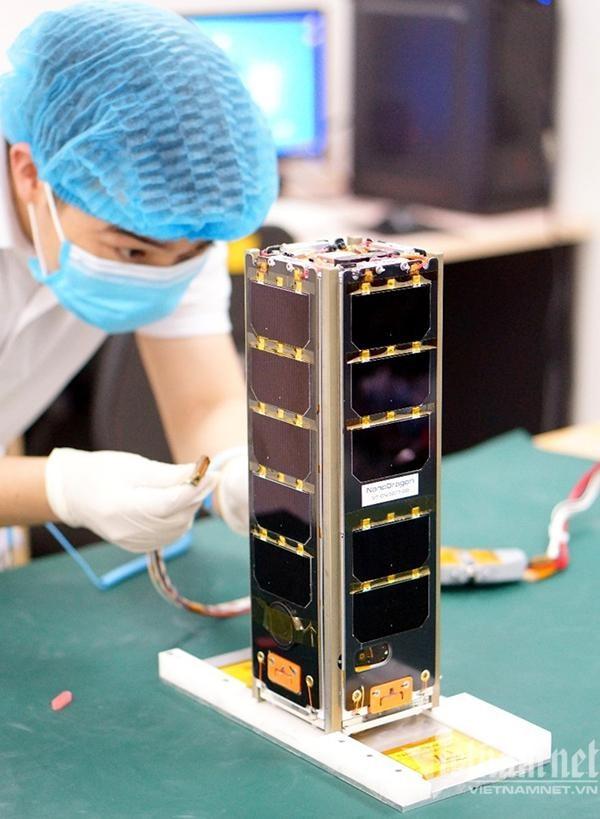 Hoãn phóng vệ tinh NanoDragon của Việt Nam ngay trước giờ G ảnh 3