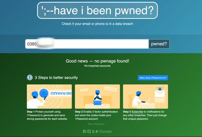 2 cách để kiểm tra xem bạn có bị lộ thông tin cá nhân trên Internet hay không? - Ảnh 5.