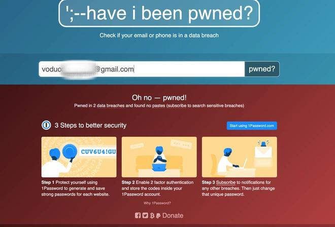 2 cách để kiểm tra xem bạn có bị lộ thông tin cá nhân trên Internet hay không? - Ảnh 6.