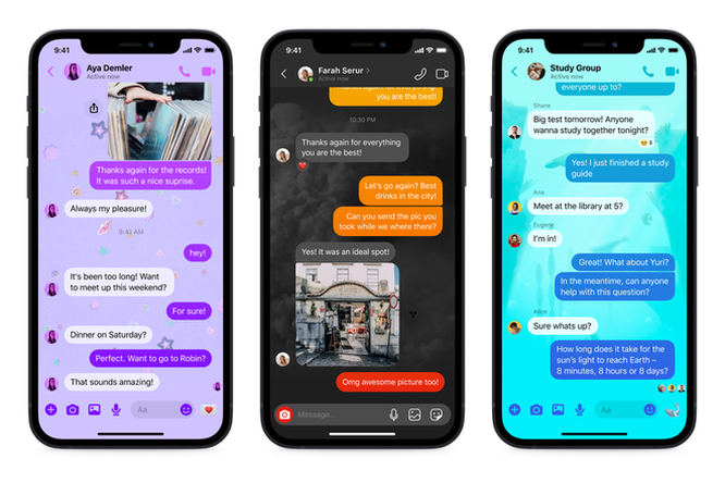 Messenger vừa update thêm theme mới siêu xinh, dành cho hội những người đam mê Tarot! - Ảnh 2.