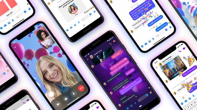 Messenger vừa update thêm theme mới siêu xinh, dành cho hội những người đam mê Tarot! - Ảnh 1.