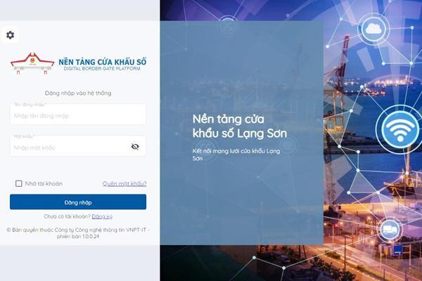 Lạng Sơn xây dựng cửa khẩu số để giải bài toán xuất khẩu của cả nước ảnh 2