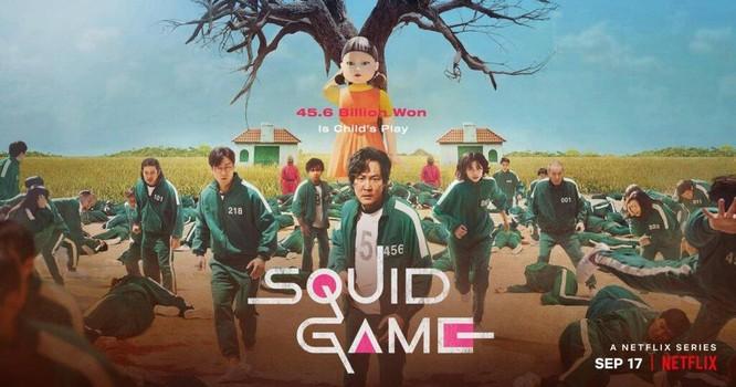 Nhà mạng kiện Netflix vì series phim bom tấn 'Trò chơi con mực' ảnh 1