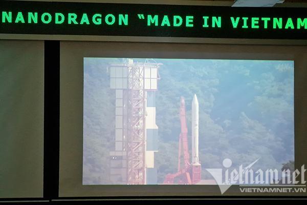 Vệ tinh NanoDragon của Việt Nam hoãn phóng lần 2 ảnh 1