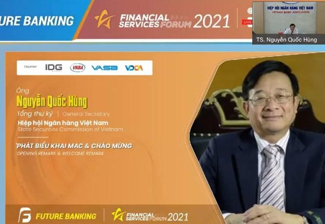 Chuyển đổi số tại các ngân hàng chưa có tính tổng thể ảnh 1