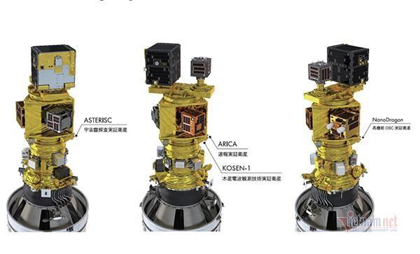 Nhật giải thích lý do vệ tinh NanoDragon của Việt Nam chưa thể phóng lên vũ trụ ảnh 2