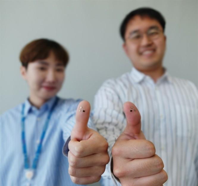 Samsung tiết lộ chip bảo mật mới dành cho smartphone ảnh 1