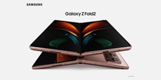 Samsung xác nhận ngày ra mắt Galaxy Z Fold 2 ảnh 1