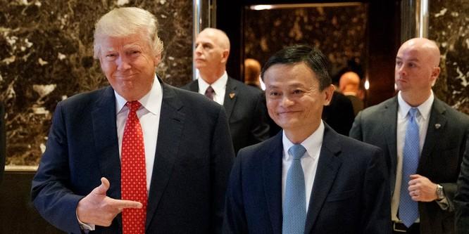 Sau TikTok và WeChat, Alibaba có thể là mục tiêu tiếp theo của ông Trump ảnh 1