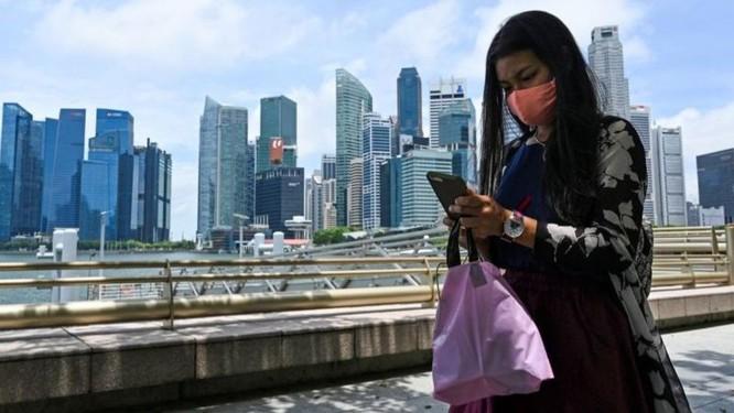 Singapore xác minh công dân bằng công nghệ nhận dạng khuôn mặt ảnh 1