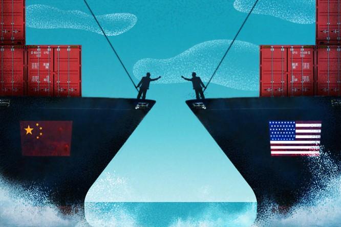 Căng thẳng Mỹ - Trung khiến mạng Internet toàn cầu chia tách làm đôi? ảnh 1