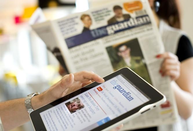 Tỉ phú công nghệ Jeff Bezos, chủ báo Washington Post, nói về chuyển đổi số cứu báo chí hiện đại ảnh 2