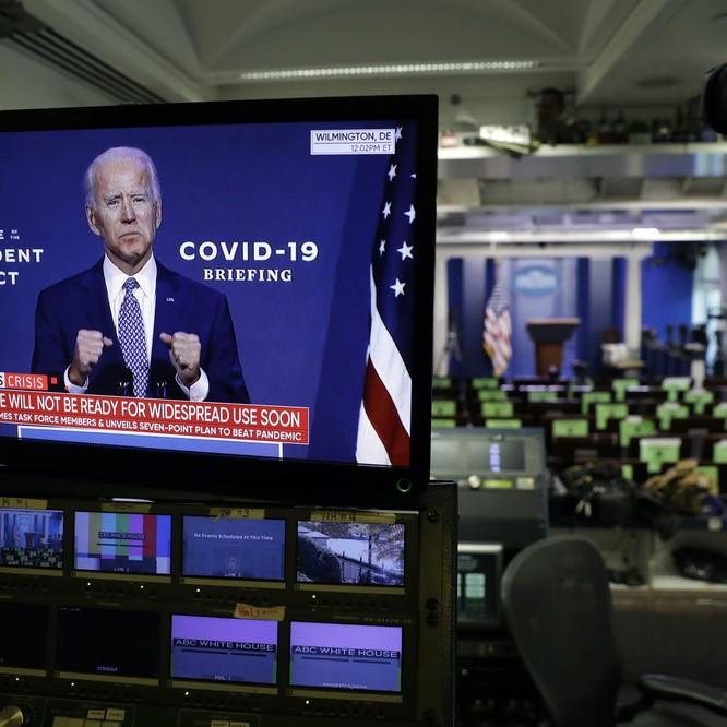 """Mất đi """"đối tượng công kích"""", truyền thông Mỹ còn gì để viết khi Tổng thống Trump hết nhiệm kỳ? ảnh 2"""