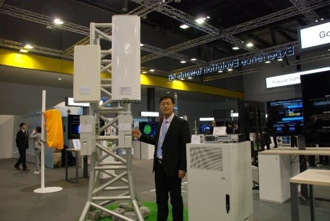 Bất chấp mọi khó khăn, Huawei vẫn dẫn đầu thế giới trong công nghệ không dây ảnh 1