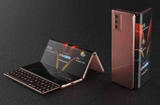 Samsung chơi lớn, muốn ra mắt 4 chiếc điện thoại gập vào năm 2021 ảnh 1