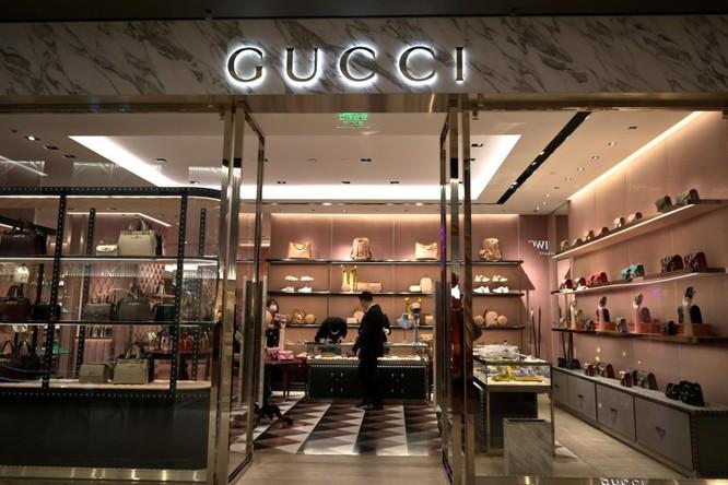 Gucci lần đầu tham gia sàn thương mại điện tử của Alibaba ảnh 1