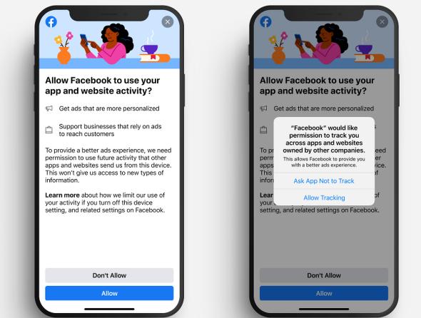 """Cuộc chiến Facebook - Apple: """"Ông lớn"""" Facebook bắt đầu phản công ảnh 2"""