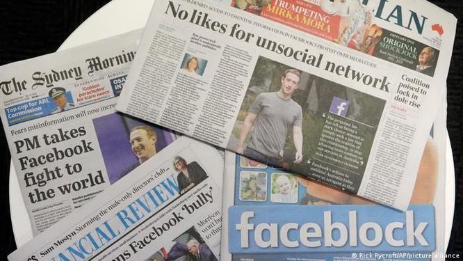Cuộc chiến bản quyền tin tức: Canada nối gót Australia ảnh 1