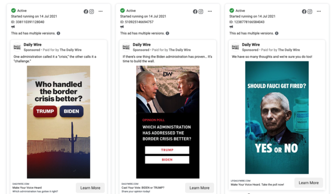 Tờ báo bảo thủ The Daily Wire đã thu hút độc giả qua Facebook như thế nào? ảnh 1