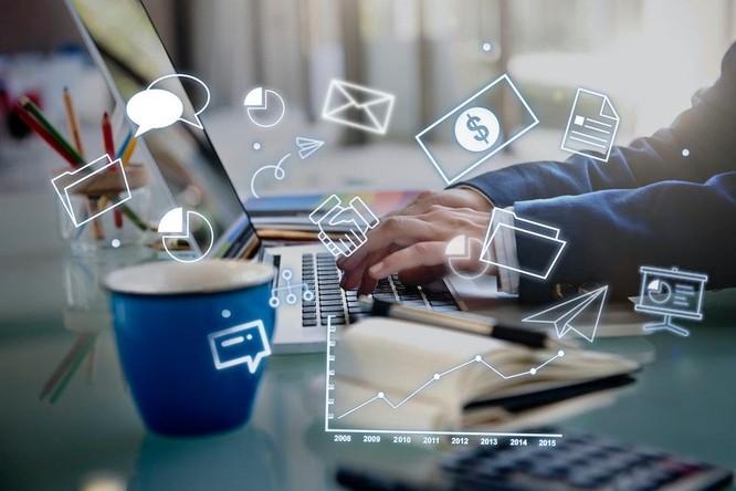 Chuyển đổi số doanh nghiệp không thể thiếu dấu ấn kỹ thuật số ảnh 3