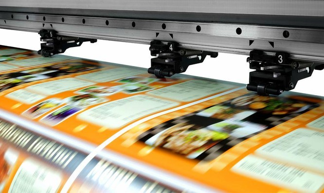 Báo chí và các giải pháp cắt giảm chi phí ảnh 1