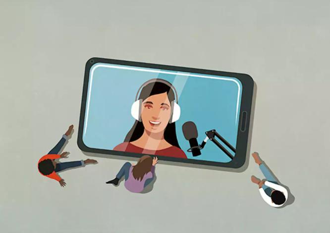 """Apple và """"bức tường phí"""" podcast sau hơn thập kỷ ảnh 2"""