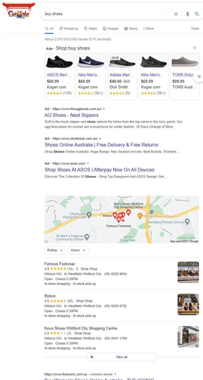 Quảng cáo gia tăng, thuật toán thay đổi: có phải Google ngày càng tệ? ảnh 1