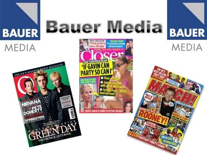 Vươn lên từ khủng hoảng - bài học từ tập đoàn truyền thông Bauer ảnh 1