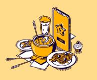 Nhà hàng thời công nghệ khác nhà hàng truyền thống như thế nào? ảnh 2