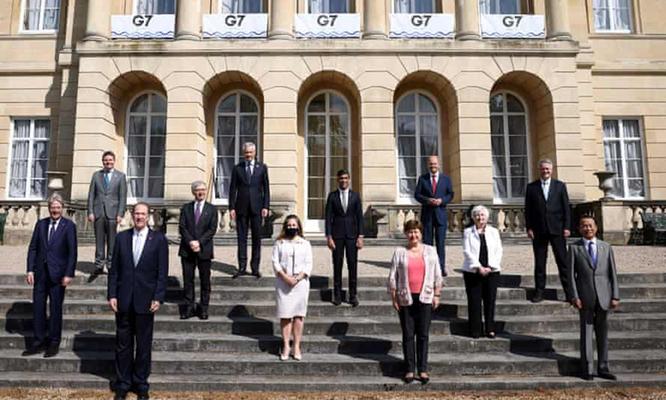 G7 cải cách thuế doanh nghiệp toàn cầu, thách thức mới cho các nước nghèo? ảnh 1