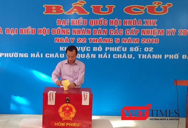 bầu cử, HĐND, Đà Nẵng, Bí thư, Thành ủy, Nguyễn Xuân Anh, con ông Thanh, Nguyễn Bá Thanh, VietTimes