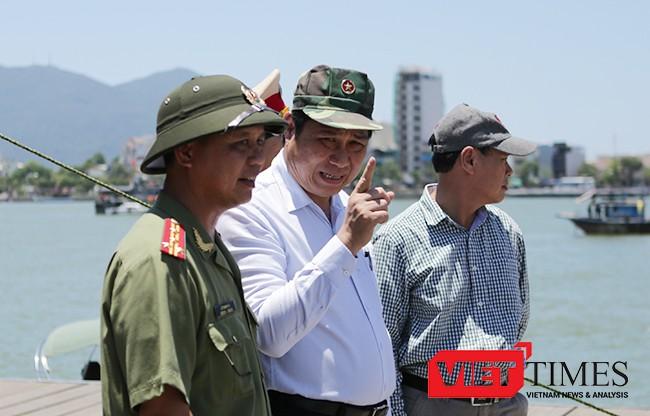 chìm tàu, tàu du lịch, sông hàn, Đà nẵng, du lịch, Thảo Vân 02, VietTimes, trách nhiệm