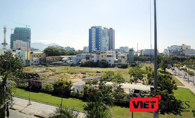 Đà Nẵng, dự án treo, siêu treo, ven biển, resort, Viễn Đông Meridian, Đà Nẵng Center, Golden Square, Sân vận động Chi Lăng, VietTimes