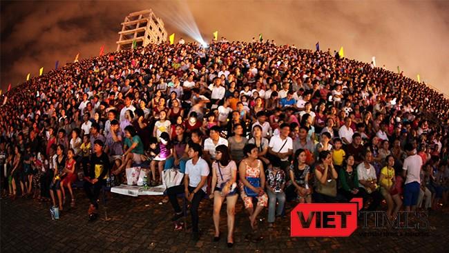 Đà Nẵng, pháo hoa quốc tế, DIFC, Sun Group, VietTimes, Đặng Minh Trường