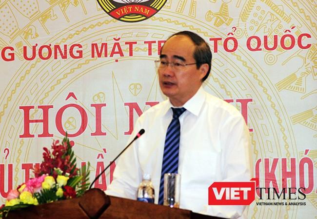 Cá chết, miền trung, Chính phủ, Đảng, Quốc hội, UB MTTQ, Việt Nam, chủ quyền, Nguyễn Thiện Nhân, VietTimes