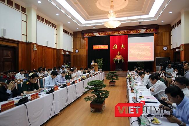 Đà Nẵng, TP thông minh, Nguyễn Thiện Nhân, Nguyễn Xuân Anh, Bí thư Đà Nẵng, VietTimes