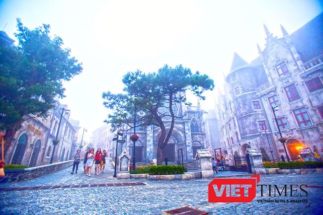 Đà Nẵng, Bà Nà Hills, Tổng cục Du lịch, Hiệp hội du lịch Việt Nam vinh danh,Khu du lịch, hàng đầu Việt Nam, VietTimes